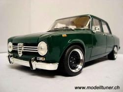 ALFA ROMEO GIULIA 1300 SUPER red