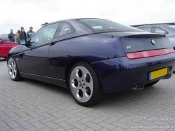 ALFA ROMEO GTV 3.2 V6 engine