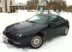 ALFA ROMEO GTV black
