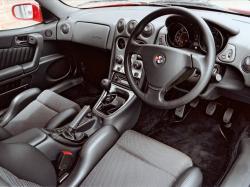 ALFA ROMEO GTV interior