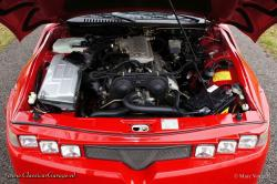 ALFA ROMEO SZ engine