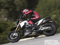 APRILIA DORSODURO 1200 brown
