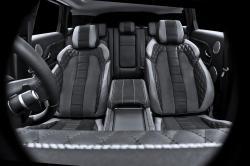 APRILIA RS 250 interior