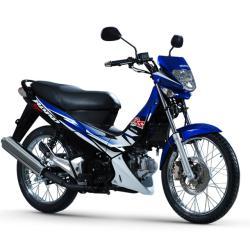 APRILIA RS125 blue
