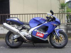 APRILIA RSV blue