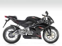 APRILIA RX 125 black