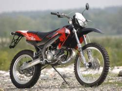 APRILIA RX brown