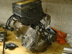 APRILIA SXV engine