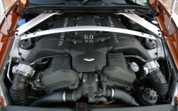 ASTON MARTIN VIRAGE engine