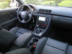 AUDI 100 S4 interior