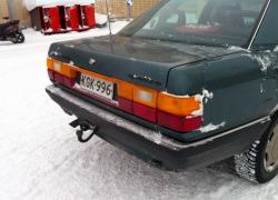 AUDI 200 2.1 TURBO brown