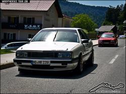 AUDI 200 white