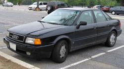 AUDI 90 2.2 black