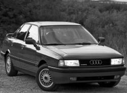 AUDI 90 black