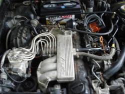 AUDI 90 engine