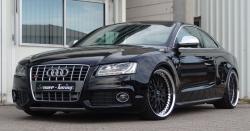 AUDI A 5 black