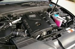 AUDI A 5 engine