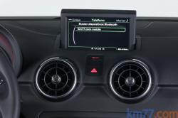 AUDI A1 1.2 interior
