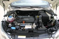 AUDI A1 engine