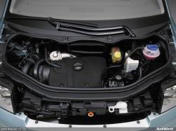 AUDI A2 engine