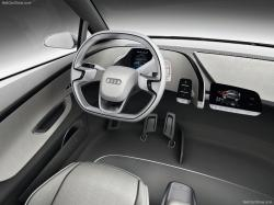 AUDI A2 interior