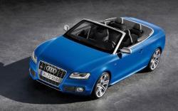 AUDI A5 blue
