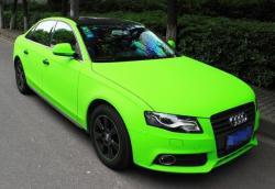 AUDI A5 green