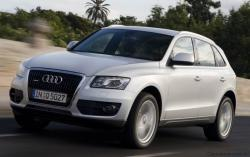 AUDI Q5 2.0 TDI QUATTRO brown