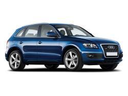 AUDI Q5 blue