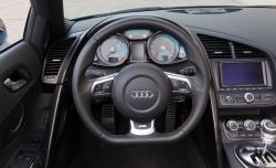 AUDI R8 4.2 interior