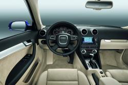 AUDI S3 DSG interior