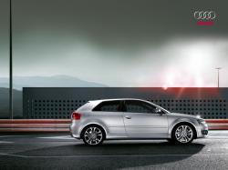 AUDI S3 silver