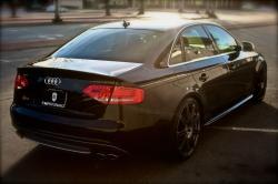 AUDI S4 black
