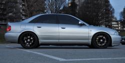 AUDI S4 silver