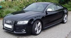AUDI S5 black