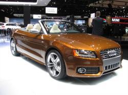 AUDI S5 brown