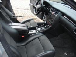 AUDI S8 4.2 QUATTRO TIPTRONIC black