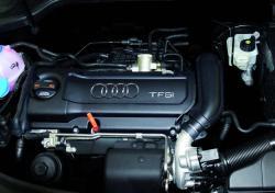 AUDI TT 1.8 engine