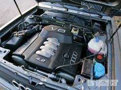 AUDI V8 3.6 QUATTRO engine