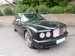 BENTLEY ARNAGE 6.8 black