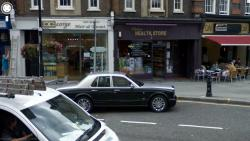 BENTLEY ARNAGE black