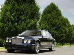 BENTLEY ARNAGE blue