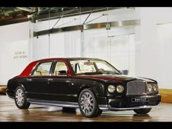 BENTLEY ARNAGE brown