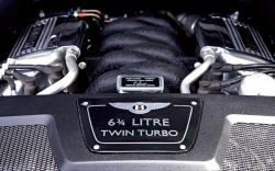BENTLEY ARNAGE engine