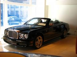 BENTLEY AZURE black