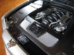 BENTLEY AZURE engine