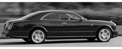 BENTLEY BROOKLANDS COUPE black