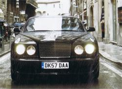 BENTLEY BROOKLANDS COUPE green
