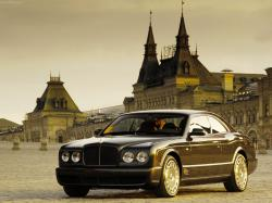 BENTLEY BROOKLANDS black