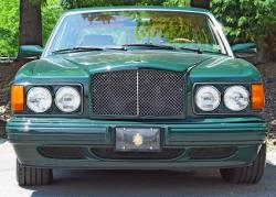 BENTLEY BROOKLANDS green